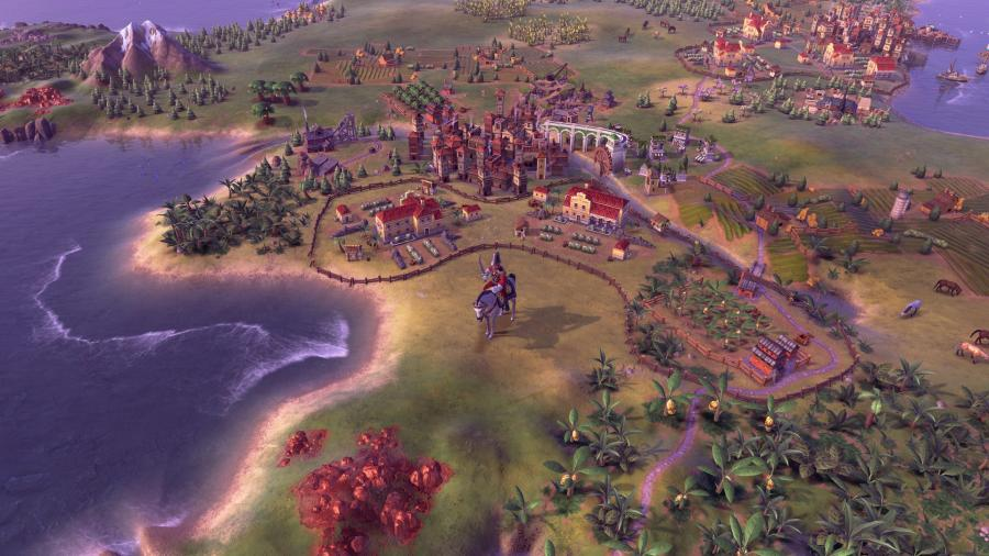 Civilization VI - Maya & Gran Colombia Pack (DLC) Screenshot 5