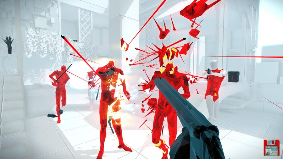 Superhot - Mind Control Delete Screenshot 9