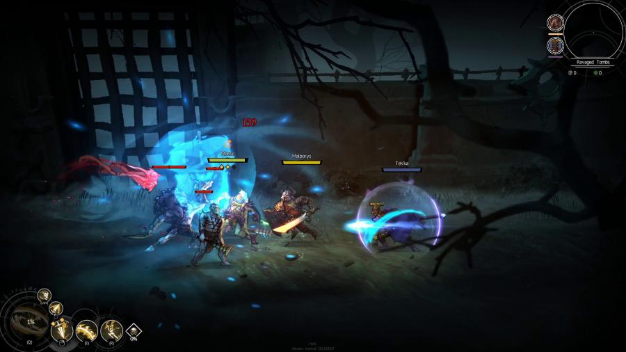 Blightbound Screenshot 5