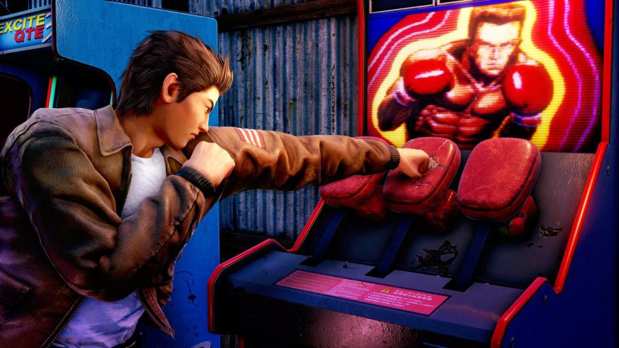 Shenmue 3 - Deluxe Edition (Steam Key) Screenshot 6