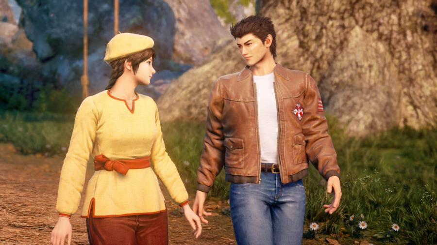 Shenmue 3 - Deluxe Edition (Steam Key) Screenshot 5