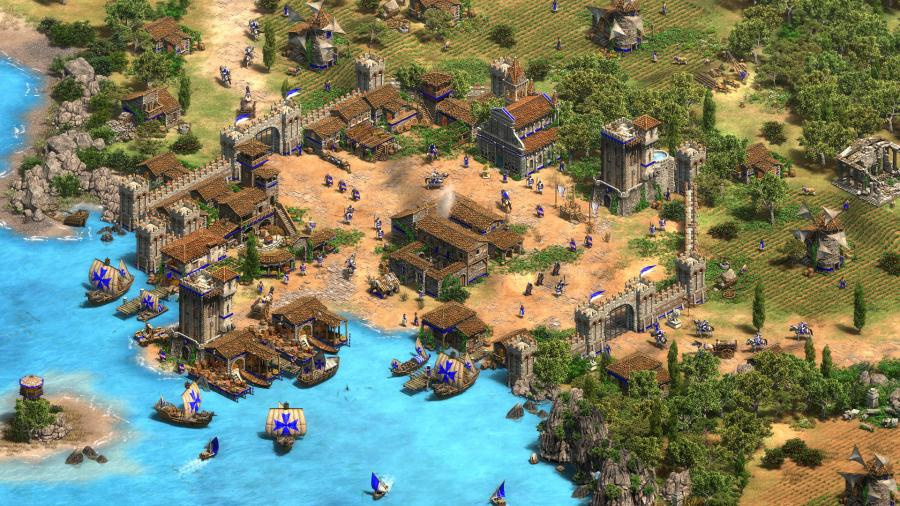 Age of Empires II Definitive Edition - Lords of the West (DLC) Screenshot 5