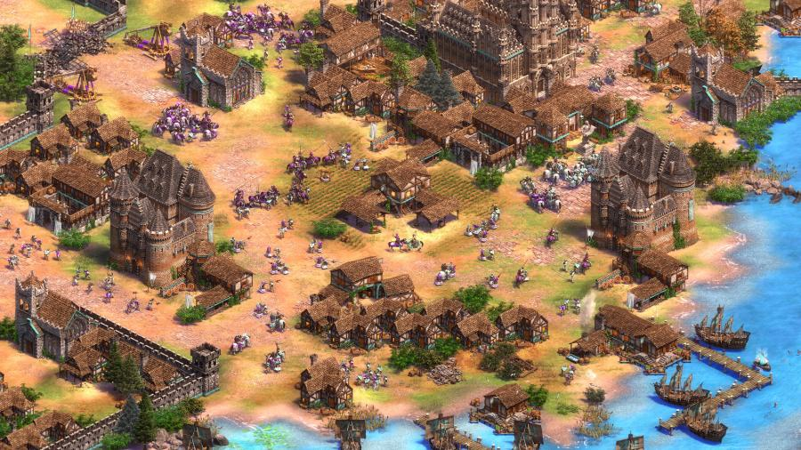 Age of Empires II Definitive Edition - Lords of the West (DLC) Screenshot 2