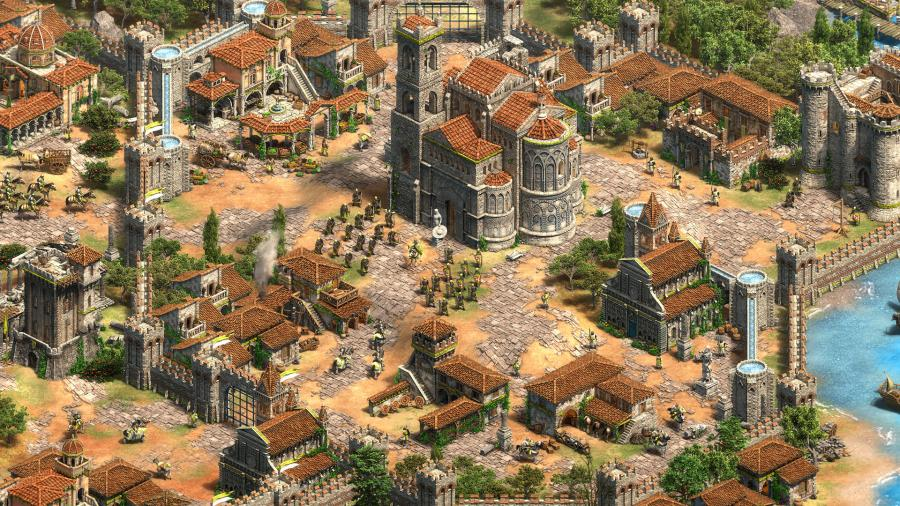 Age of Empires II Definitive Edition - Lords of the West (DLC) Screenshot 4