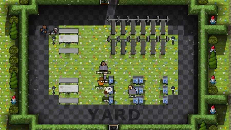 Prison Architect - Going Green (DLC) Screenshot 8