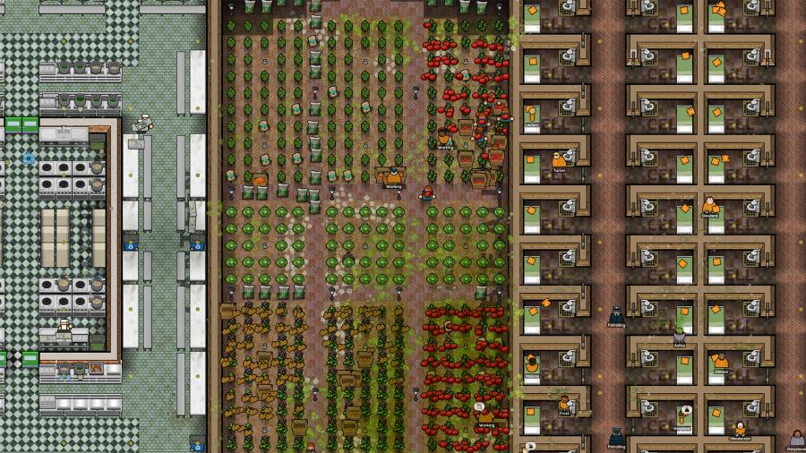 Prison Architect - Going Green (DLC) Screenshot 2