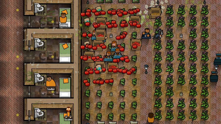 Prison Architect - Going Green (DLC) Screenshot 7