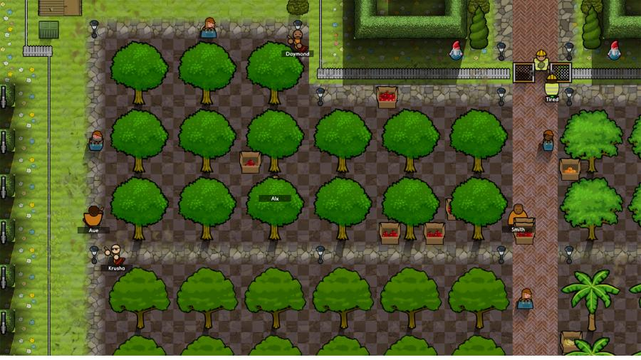 Prison Architect - Going Green (DLC) Screenshot 6