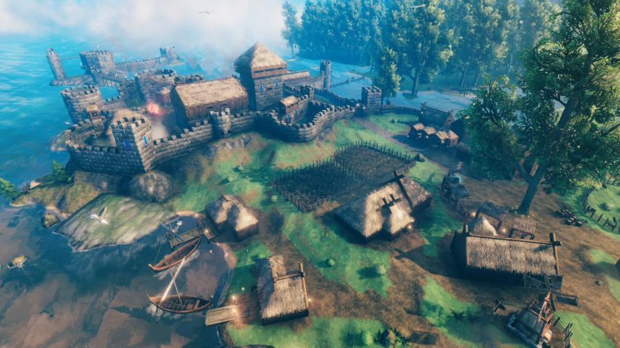 Valheim [EU Steam Altergift] Screenshot 8